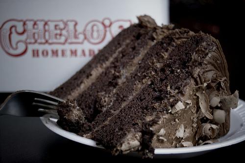 Chocolate Fudge Cake-flickr.com