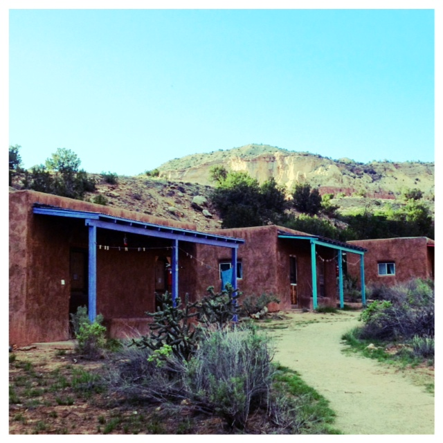 My Casita at Ghost Ranch