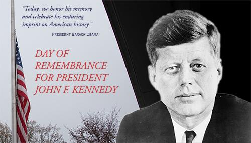 U.N Day of Remembrance 2013-JFK