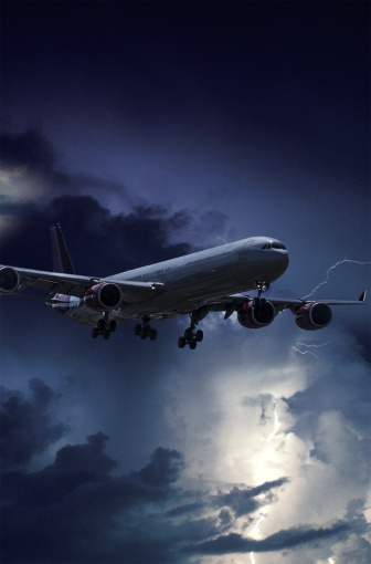 Airliner in danger-Gettyimages.com