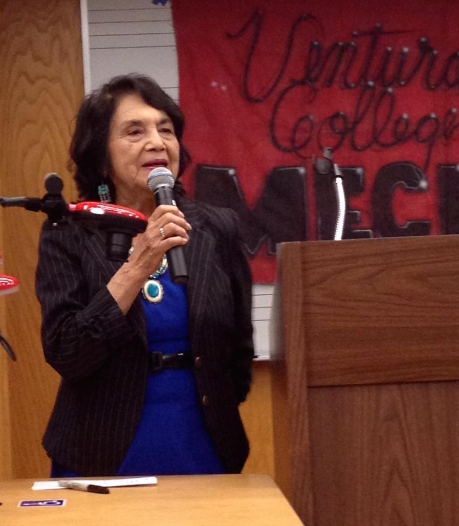 Dolores Huerta-Ventura College, CA-alvaradofrazier.com