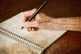 Writing poetry-gettyimages.com