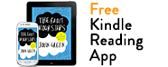 Look for this image to download a free Kindle reading application