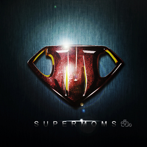 SuperMom Logo by Jose Rios, Flickr.com