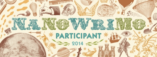 National Novel Writing Month 2014