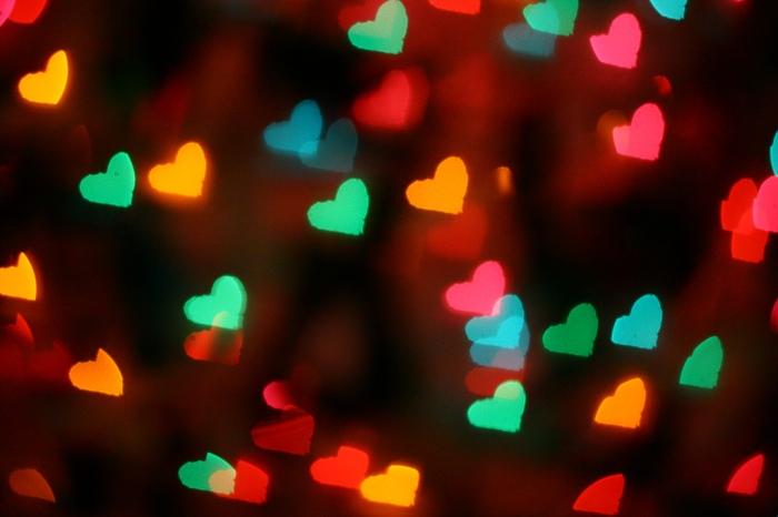 Christmas Hearts by Tiraz, Flickr.com