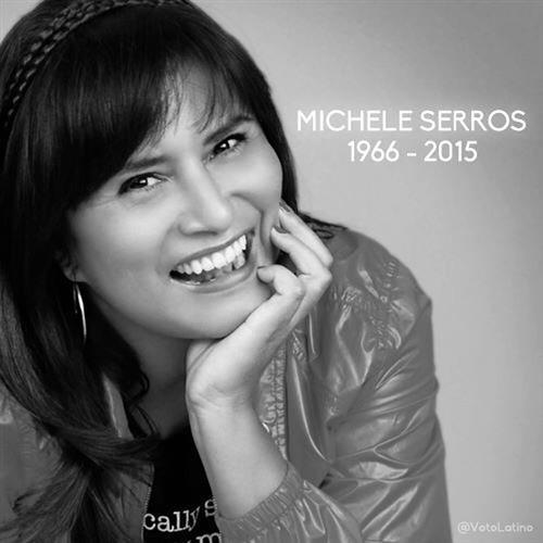 Michele Serros, Mrs. Antonio Magaña, author, poet, friend.