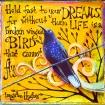 Langston Hughes quote on Journal-VickieHallmark, flickr.com