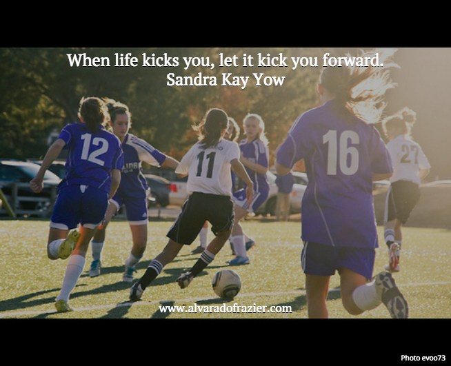 kick forward