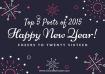 Top 5 #blog posts of 2015, blog posts