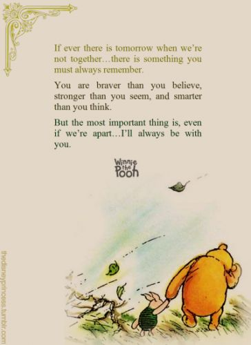 Pinterest imgfave.com winnie the pooh quote