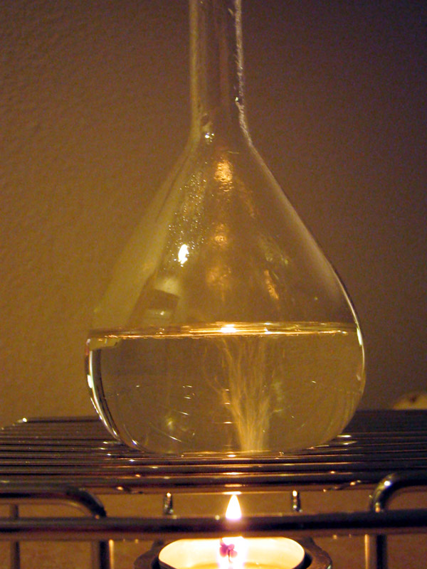 glass flask, alchemy, chemistry