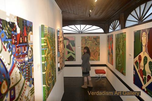 Soraida Martinez Verdadism Art Gallery