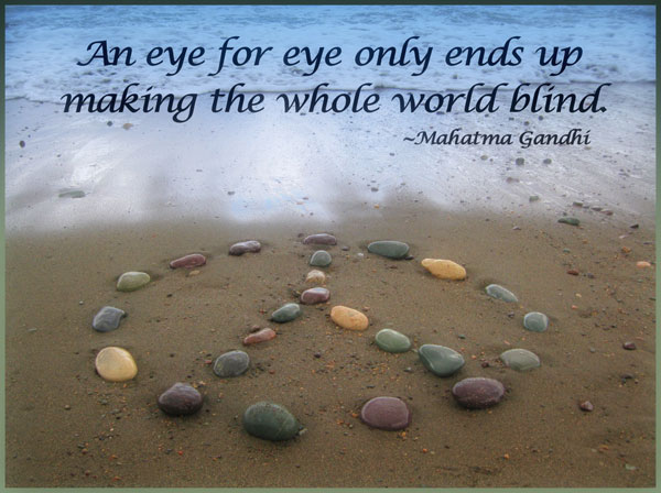 quote by M. Gandhi