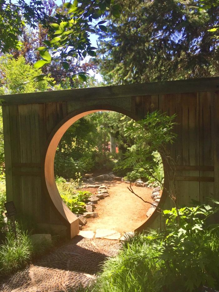 Portal into a Garden-Denver Botanical Gardens photo by MAlvaradoFrazier