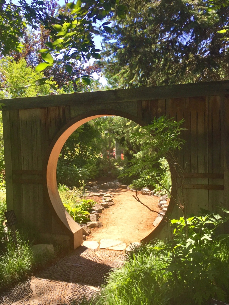 Portal into a Garden-Denver Botanical Gardens photo by MAlvaradoFrazier