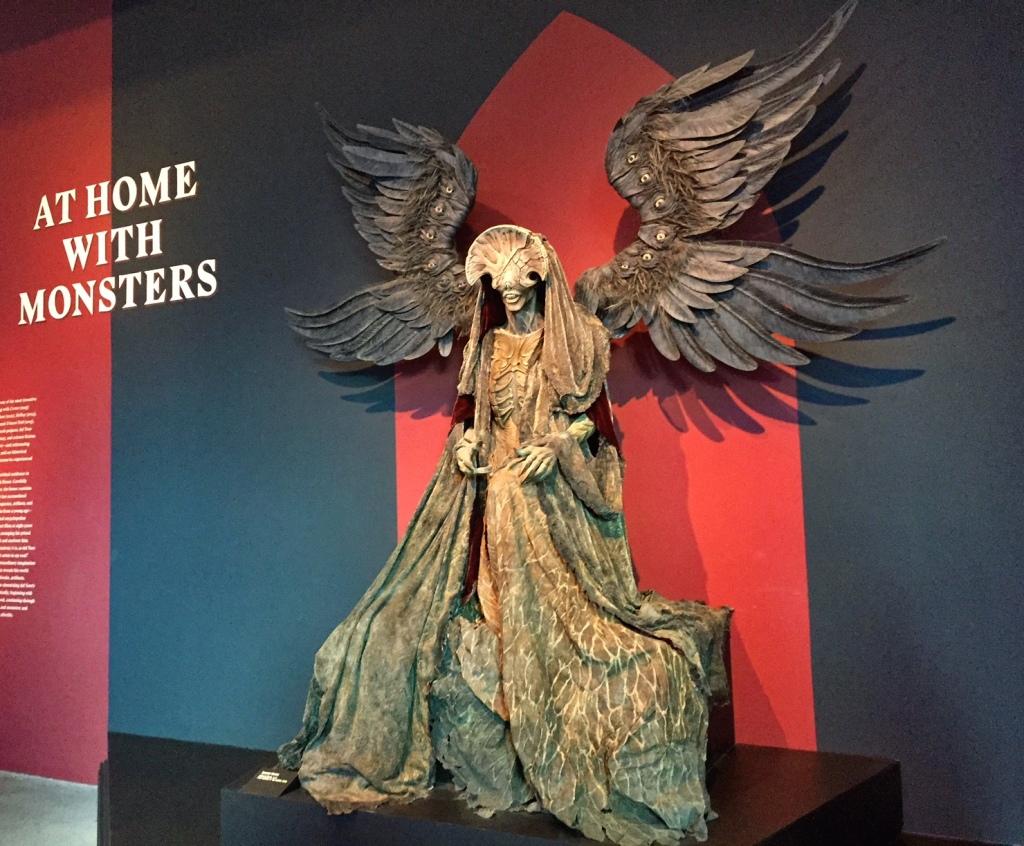Guillermo Del Toro exhibit-LACMA, Los Angeles, CA